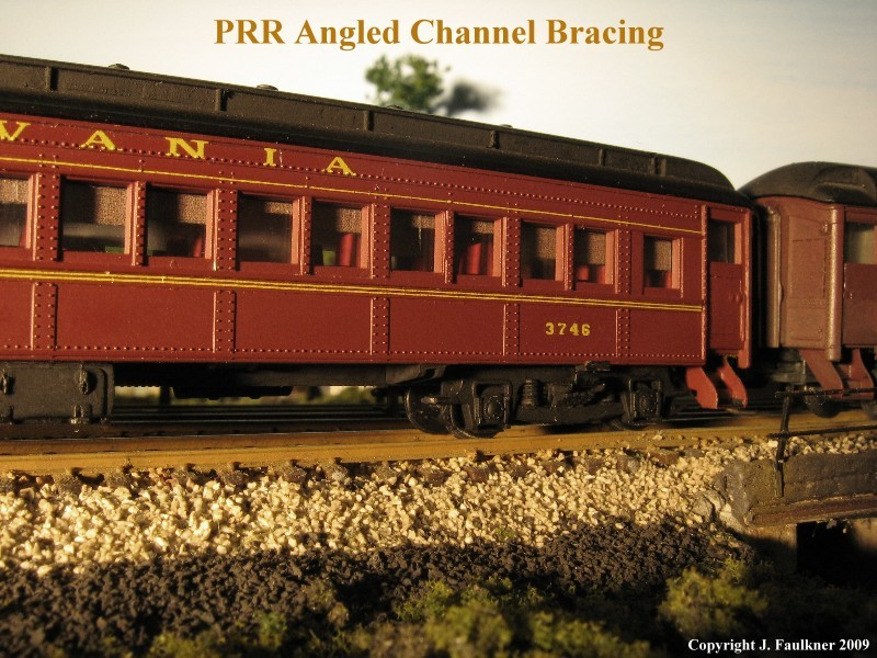 PRR Angled Channel Bracket or Bracing